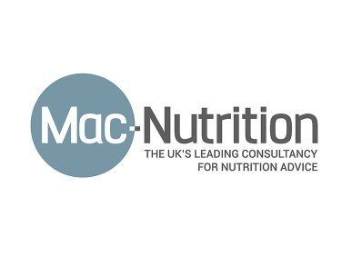 Mac Nutrition logo, the UK's leading consultancy for nutrition advice.
