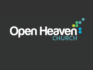 Branding for Open Heaven church, a digital logo.