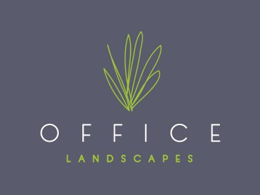 Brand identity for Office Landscapes, a company based in Birmingham.