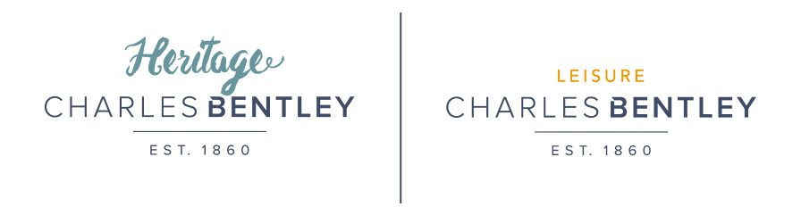 Branding and selection of subbrands for Charles Bentley, brush wear in Loughborough.