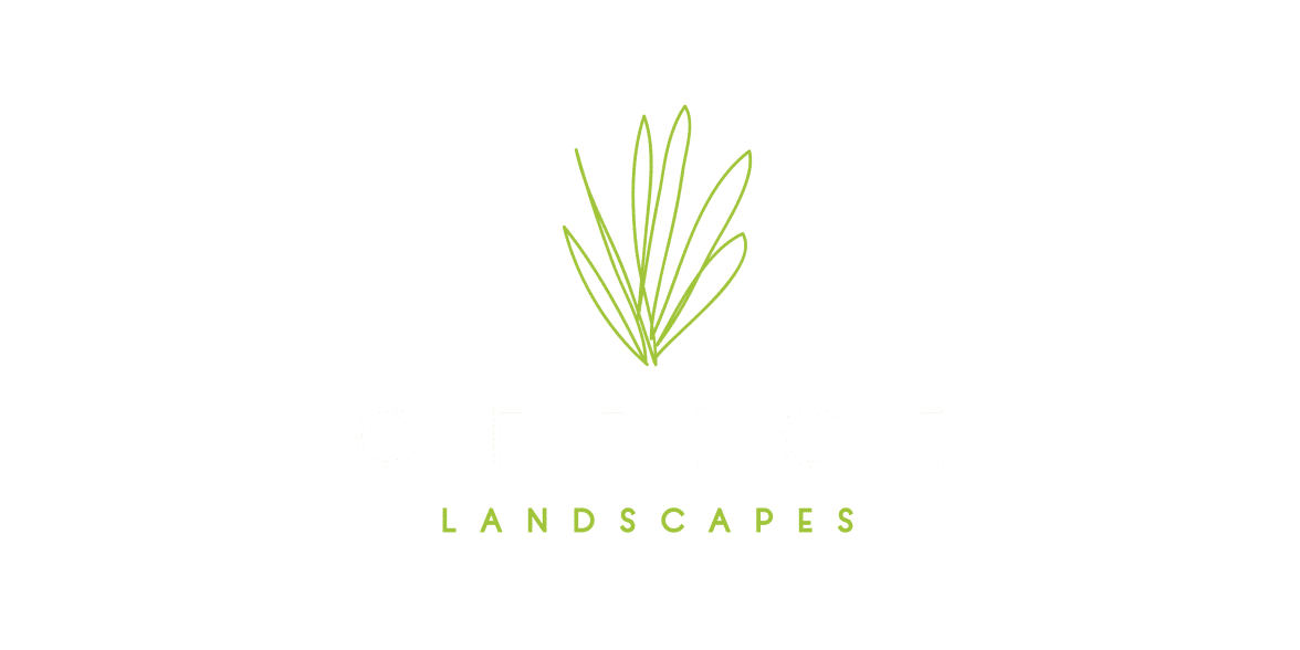 Brand identity, graphic design, and print for Office Landscapes