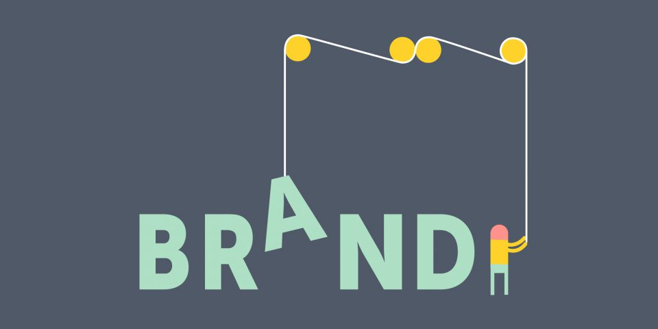 Building the bridge between visuals and brand strategy.