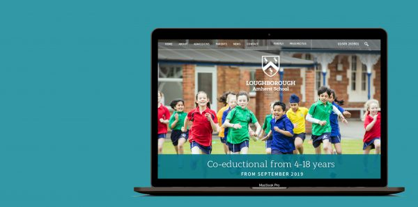 Homepage of Loughborough Amherst School, a private school based in Loughborough.