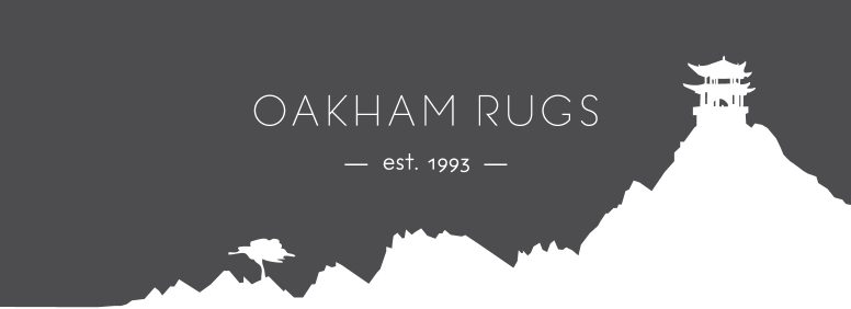 Rebrand with design and illustration for Oakham Rugs in Rutland