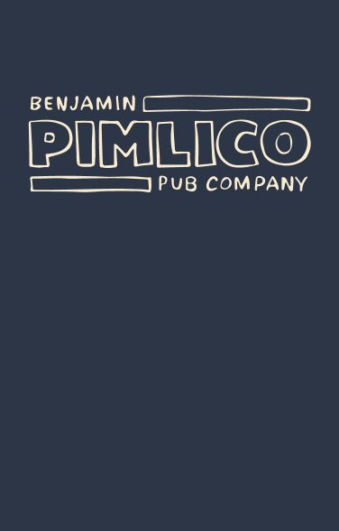 Branding for Benjamin Pimlico, parent company of the White Hart pub in Loughborough