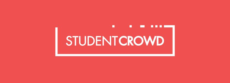 Brand identity for a student review web platform Student Crowd