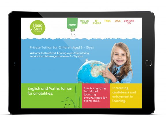 Website for Head Start tuition, English and Maths tuition for all abilities.