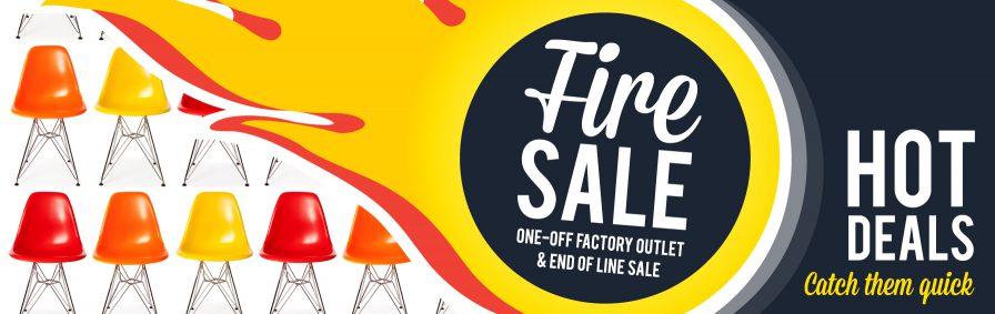 A Fire Sale For Vertigo Interiors Factory Seconds Furniture.