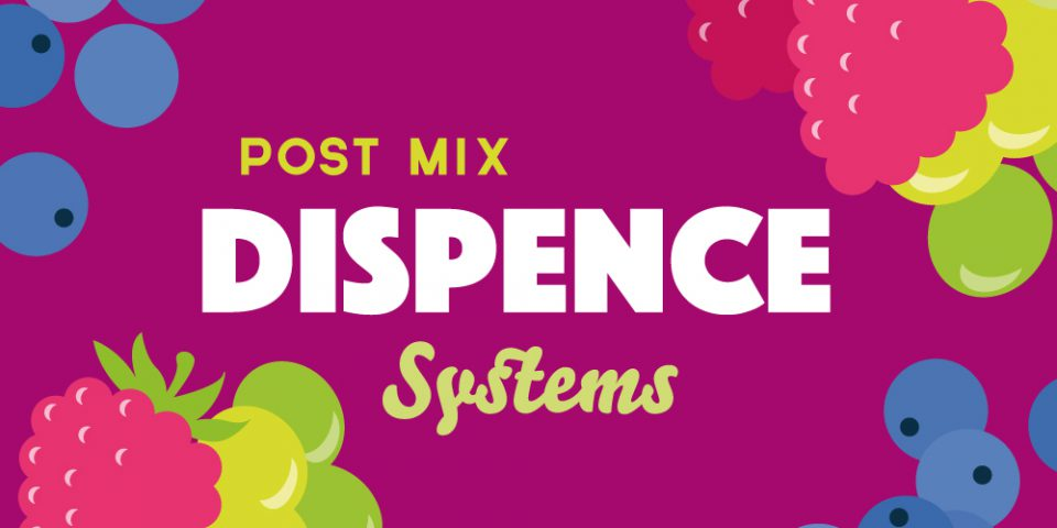 Abevco's post mix dispence systems